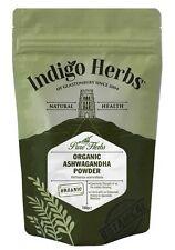 BIO Ashwagandha Pulver - 100g - Indigo Herbs