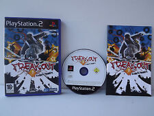 Freak Out Extreme Freeride -  JEU PLAYSTATION 2 - PS2 - avec notice