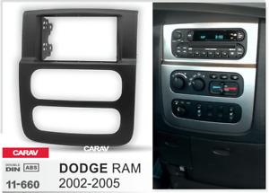 06611 2-DIN Radioblende für DODGE RAM 2002-2005