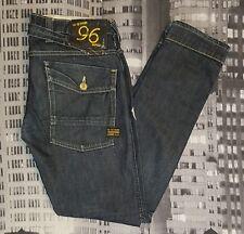 "G-STAR RAW ""ELWOOD HERITAGE EMBRO NARROW WMN"" Damen Jeans W30 L30, Authentisch"