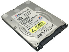 "MDD 500GB 16MB Cache 5400RPM SATA 6.0Gb/s (7mm) Slim 2.5"" Laptop Hard Drive /PS4"