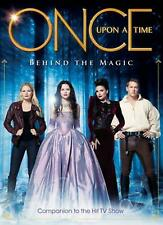 Once Upon a Time - Behind the Magic by Titan Books (English) Paperback Book Free