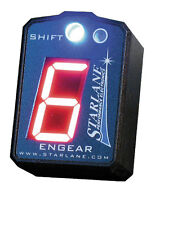 Starlane Engear Gear Indicator w/ Shift Light for Yamaha R1 04-08 /R6 04>