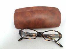 New 100% Authentic Eyeglasses Frames XOXO FIERCE BROWN TORTOISE (DEMI) Leopard