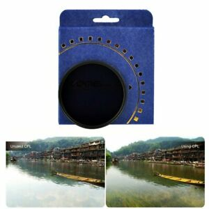 49 52 55 58 62 67 72 77 82mm Circular Polarizer Slim CPL Filter For camera Canon