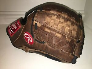 "NEW Rawlings PRO1000-14SLPRO Heart of the Hide Baseball Glove 12.25""  PRO SHOP"