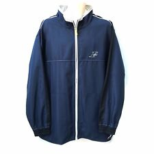 VINTAGE 2XL Allen Iverson 76's REEBOK NBA Basketball LIMITED EDITION Jacket Coat