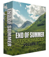 End Of Summer Stock Images - Vol 3 (485 Images)