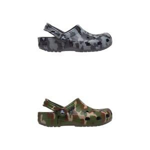 Crocs Classic Printed Camo Clog Unisex Clogs   Slippers   garden shoes - NEW
