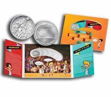 2020-S Basketball Hall of Fame Enhanced Uncirculated Clad Half Dollar Kids Set