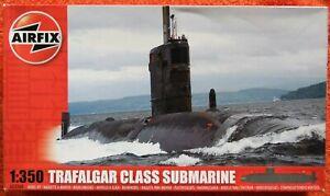 Airfix (A03260) Trafalgar Class Submarine in 1:350 Scale