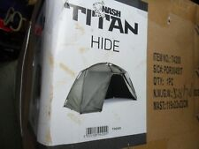 Nash Titan Hide Bivvy Shelter Carp Fishing