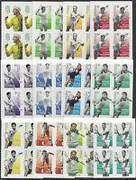 Australia 2016 Tennis Legends block of 4 booklet pane