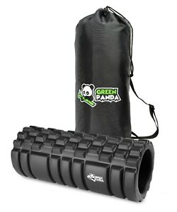Faszienrolle Massagerolle Wirbelsäule Foam Roller Fitness Yoga NEU