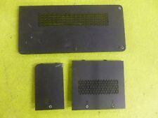 """Compaq Presario 15.6"""" CQ60 HARD DRIVE  Memory Cover Doors Set 498478-001"""