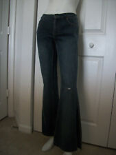 WMNS 5 / 6 LOW WAIST SLIT BOOTLEG JEANS by TOMMY JEANS