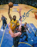 Kobe Bryant Autographed Signed 8X10 Photo Lakers REPRINT ,