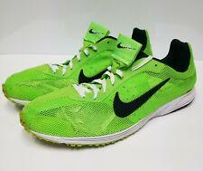 Nike Zoom Streak XC, Men's, Size 13, Florescent Green, Running Shoes