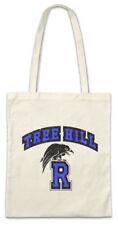 R Team Shopper Shopping Bag One Team Symbol Tree Logo Basketball Hill