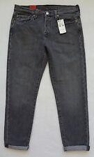 LEVIS 501 TAPER Jeans mujer talla 32x32 Negro Gris LEER MEDIDAS BAJO