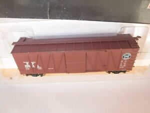Intermountain HO Southern Pacific SP 40' Sgl-Sheathed OB Wood Box Tuscan #26801