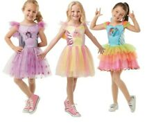Official Deluxe Girls My Little Pony Costume - Kids Fancy Dress Outfit Halloween
