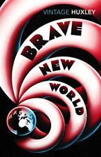 Brave New World by Aldous Huxley Paperback Book 9780099518471 New