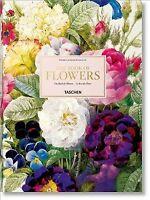 Redouté : The Book of Flowers / Das Buch de Blumen / Le livre des fleurs, Har...