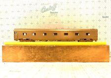 ORIENTAL BROADWAY LIMITED 1938 HO BRASS 8000-08 13 DOUBLE-BEDROOM SLEEPER COUNTY