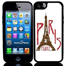 Paris France Eifel Tower White For Iphone 6 Case Cover