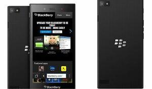 BlackBerry Z3 - 8GB - Black (Unlocked) Smartphone