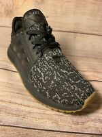 Adidas Mens X_PLR Fabric Low Top Lace Up Fashion, Black/White/Gum Size 5.5