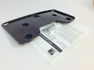 Saturn Ion Vue License Plate Mounting Bracket includes hardware OEM 15253234