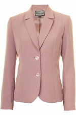 Busy Dusty Pink Ladies Suit Jacket