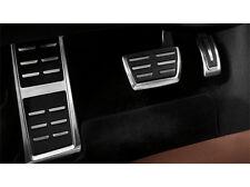 Audi A3 8V TT Edelstahl Pedalkappen Fußstütze Set S tronic 8V1064205A