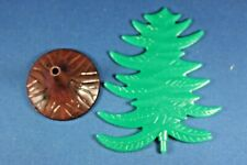 Plasticville - O-O27 - #CT-6 Evergreen Tree - Excellent++