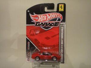 Hot Wheels Garage Series - Ferrari 308 GTS Quattrovalvole - Magnum Style Retro