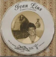 Ivan Lins – O Amor É O Meu Pais (CD) NEW/SEALED 2CD SET