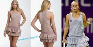 Nwt Adidas Stella McCartney ActiveTennis Dress S Small M Medium L Large skirt