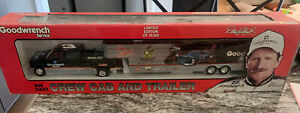 1995 Brookfield Dale Earnhardt GM Goodwrench Crew Cab Truck and Trailer Set 1/24