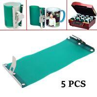HOT 3D Sublimation Silicone Mug Wrap 11OZ Cup Clamp Fixture Heat Press 5pcs