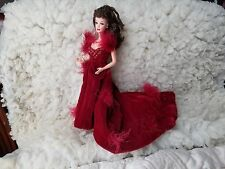 Hollywood Legends Collection 1994 New deBoxed Scarlet O'Hara Barbie Doll collect