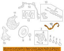 TOYOTA OEM 95-04 Tacoma Front Brake-Flex Hose 9094702B40