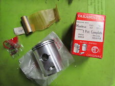 NOS Montesa Cappra MX 125 Tarabusi 52.00 Piston Kit p/n 1860.074J  18M  #18