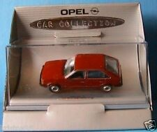 OPEL KADETT D 1979 1984 ROUGE MINICHAMPS 1/43 ROT ROSSO SPECIAL EDITION