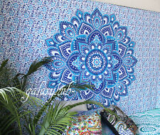Twin Cotton Mandala Wall Hanging Home Decorative Bedspreads Room Decor Tapestry