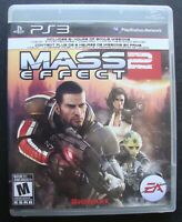 MASS EFFECT 2 PS3 SONY PLAYSTATION 3