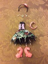 Monster High Frights camera action hauntlywood original honey swamp Fashion lot