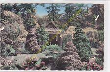 CPSM 92370 BOULOGNE SUR SEINE les Jardins Albert Kahn Maison de Thé Edit AC