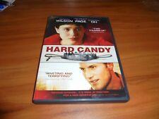 Hard Candy (DVD, Widescreen 2006)